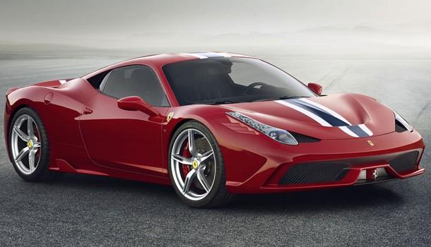Ferrari 458 Speciale, sí que es especial