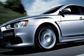 Mitsubishi Motors México entrega el primer Lancer Evo X 2014 a Benito Guerra