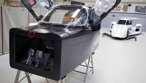 Nissan ZEOD RC listo para saltar a la pista por primera vez