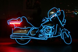 Harley-Davidson 2014 Project Rushmore en México