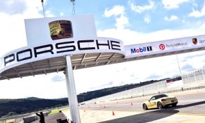 Porsche celebra 40 años de su Driving School