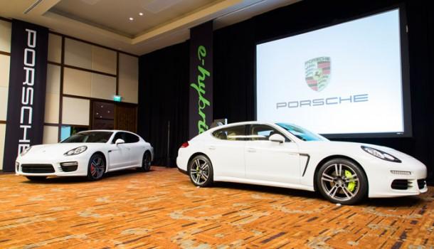 #ViernesDeVelocidad – Porsche Panamera