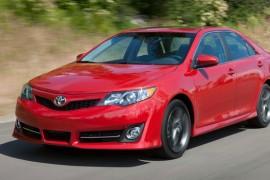 Toyota México realizará acción preventiva de servicio del Camry