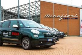 Fiat 500L Living supera el Bosch Diesel Challenge