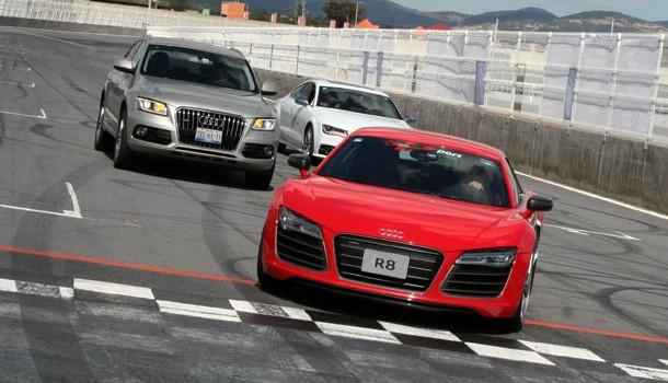 Manejamos la gama Sport de Audi