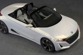 Honda S660 Concept, se adelanta a su debut