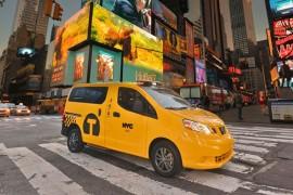 Nissan mostrará el nuevo Taxi de Nueva York ante el público de Japón
