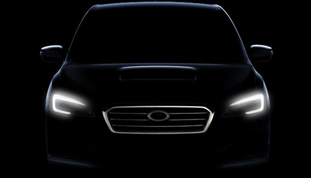 Las novedades de Subaru para el Tokyo Motor Show 2013