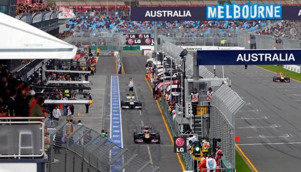 #LunesDeGP – Australia F1