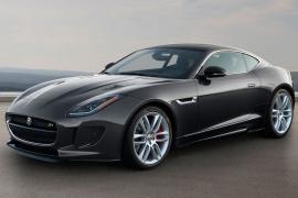 Un felino con todo el agarre… Jaguar F-Type Coupé AWD