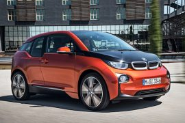 BMW Group presenta por primera vez en México el BMW i3