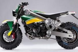 Caterham hará motos y bicicletas