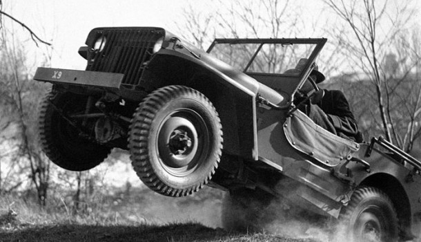 "#MartesDeMachine – Jeep ""get dirty"""