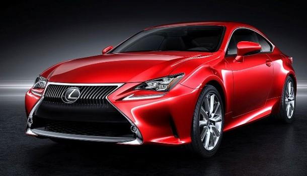 Se filtra el Lexus RC