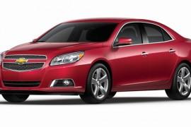 Máxima calificación para el Chevrolet Malibu en el Latin NCAP