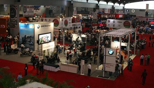 Todo listo para el Salón Internacional de la Motocicleta México 2014