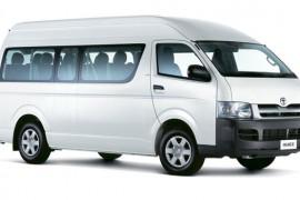 Toyota México realizará Acción Preventiva del Hiace 2013