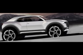 Se confirma la producción del Audi Q1, un nuevo miembro de la familia Q