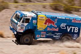 #ViernesDeVelocidad – Rally Dakar