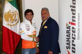 """Cuando el río suena: """"Checo"""" a Force India, es oficial"""