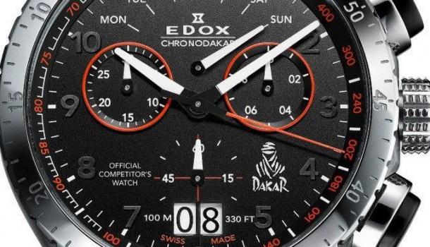 #JuevesDeRelojRacing – EDOX ChronoDakar