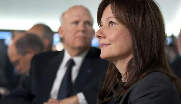 Mary Barra se convierte en Directora Ejecutiva de General Motors