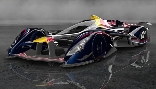 Red Bull X 2014 la creación virtual de Adrian Newey