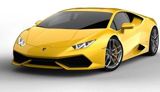 Se filtra el Lamborghini Huracán