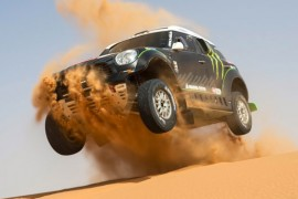 MINI presente en el Rally Dakar 2014