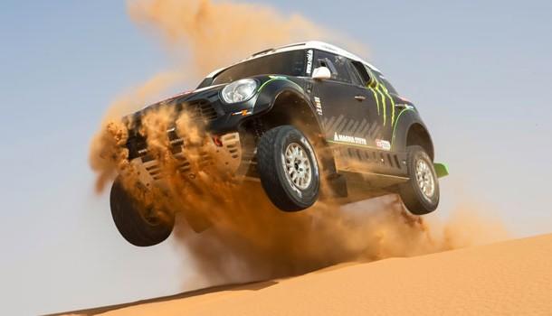 MINI presente en el Rally Dakar 2014
