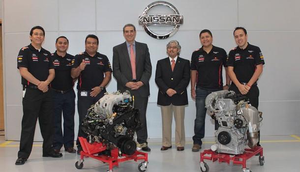Nissan realiza apoyo educativo para estudiantes de CONALEP