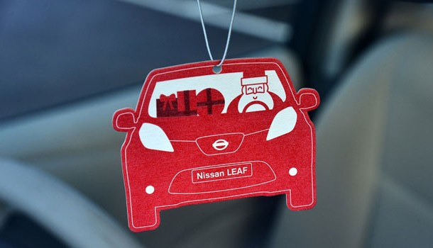 """Nissan crea en Europa """"El aroma del futuro"""""""