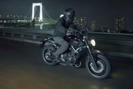 Yamaha MT-07, otra opción más de media cilindrada