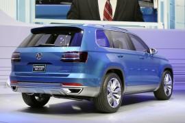 VW con una nueva SUV para Norteamérica