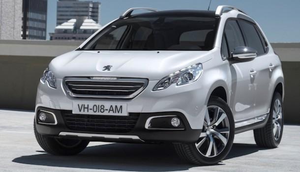Peugeot 2008, una excelente opción