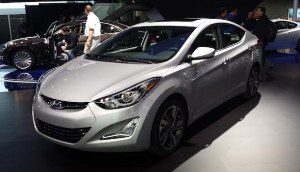 Hyundai Elantra 2015 en Detroit