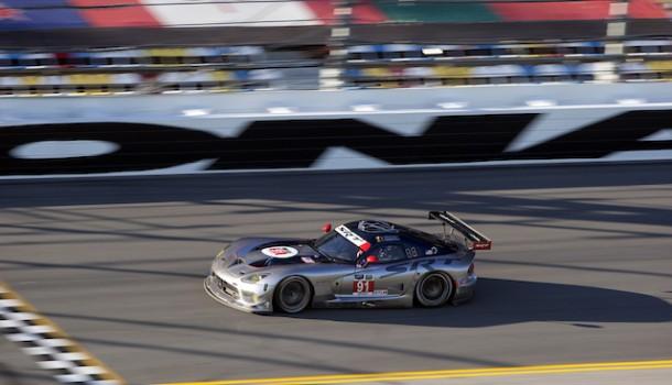 El equipo SRT Motorsports con muy buenos resultados durante las 24 Horas de Daytona
