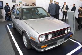 Volkswagen celebra 50 años, Golf 7 en México