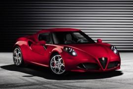 Alfa Romeo 4C, es nombrado 'El auto más bello de 2013' en Francia