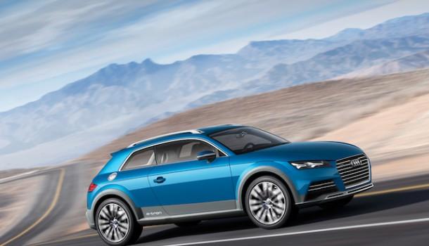 Audi Allroad Shootining Brake
