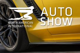 #ViernesDeVelocidad – Auto Show de Detroit (NAIAS)