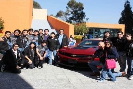 GM y FIRST 2014