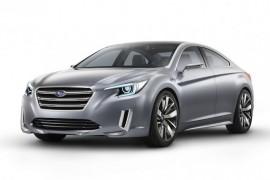 """El totalmente nuevo Subaru """" Legacy"""" lo veremos en Chicago"""