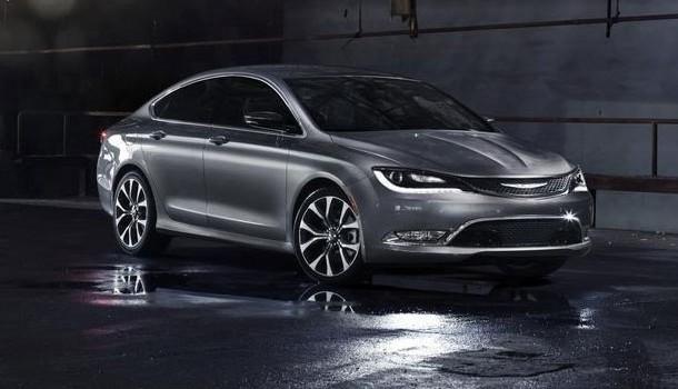 El Chrysler 200C también se filtra antes del Salón de Detroit