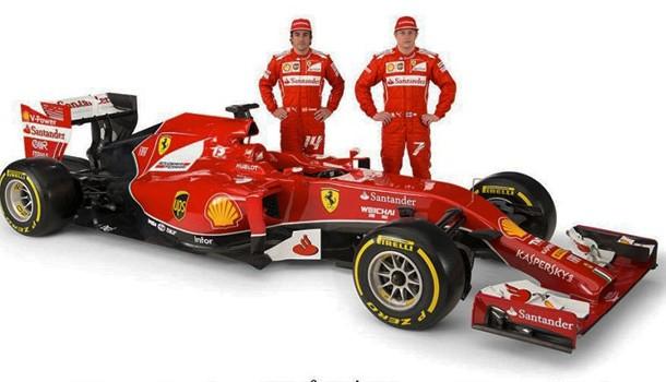 Ferrari F14-T, otro frontal polémico