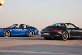 Porsche 911 targa, siempre atractivo