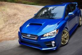 Subaru WRX STi 2014 se filtra antes del Salón de Detroit