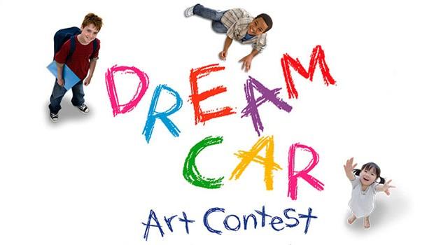 Toyota invita a niños y jóvenes a dibujar en el Dream Car Art Contest