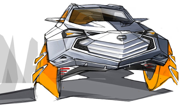 Dream Car Art Contest De Toyota Memo Lira