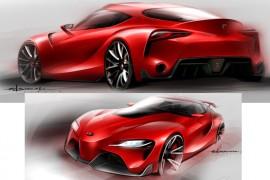 Toyota FT-1 Concept, el futuro de diseño de la marca